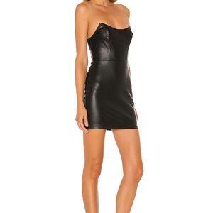 NBD Dresses - Black NBD baby mini dress